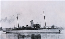 Coast and Geodetic Survey Ship LYDONIA.