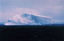 An iceberg off the Antarctic Peninsula
