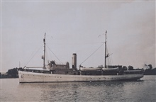 The Coast and Geodetic Survey Ship PIONEER.  This was the first PIONEER.