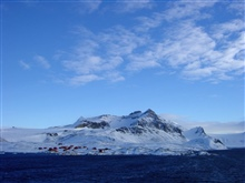 A base camp for observing penguins and marine mammals as well as otherscientific observations.