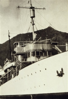 Coast and Geodetic Survey Ship SURVEYOR.In service 1917 - 1956.Pacific service