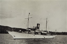 Coast and Geodetic Survey Ship WENONAH.In service 1919 - 1923.Pacific service