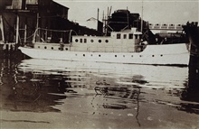 Coast and Geodetic Survey Ship WESTDAHL.In service 1929 - 1946.Pacific service.Shortly after launching.