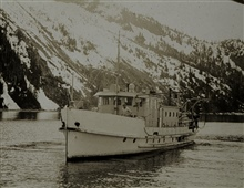 Coast and Geodetic Survey Ship WESTDAHL.In service 1929 - 1946.Pacific service