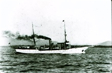 Coast and Geodetic Survey Steamer EXPLORER.In service 1904 -1939.
