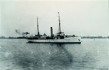 Coast and  Geodetic Survey Ship BACHE.In service 1901-1927.