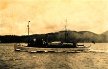 Coast and  Geodetic Survey Ship DISCOVERER.In service 1922-1941.