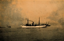Coast and  Geodetic Survey Steamer EXPLORER.In service 1904-1939.