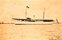 Coast and  Geodetic Survey Ship PATHFINDER.In service 1899-1941.