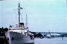 Coast and Geodetic Survey Ship PATHFINDER.In service 1942 - 1971.