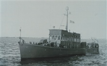 The Coast and Geodetic Survey Ship PARKER.