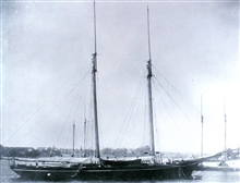 Coast and Geodetic Survey Schooner EAGRE.