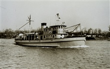Coast and Geodetic Survey Ship MARMER.In service 1957-1968.