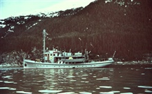 Coast and Geodetic Survey Ship LESTER JONES.In service 1940-1967.Pacific service