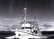 Coast and Geodetic Survey Ship LESTER JONES.In service 1940-1967.