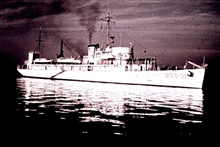 Coast and Geodetic Survey Ship PIONEER.In service 1946-1966.Pacific service