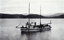 Coast and Geodetic Survey Ship TAKU.In service  1898 - 1917.Pacific service