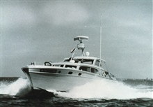 U. S. Fish and Wildlife Research Vessel KINGFISH