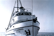 Fish and Wildlife Service Ship JOHN R. MANNING.