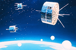 Polar and Inclined Orbit Satellites